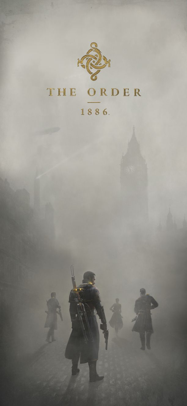 The Order 1886 - Poster
